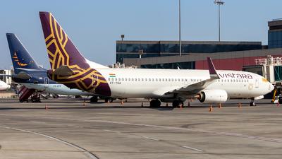 VT-TGA - Boeing 737-8AL - Vistara