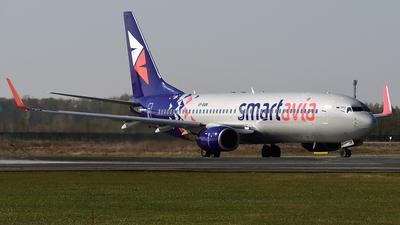 A picture of VPBAM - Boeing 7378GJ - Smartavia - © Max Bugayev