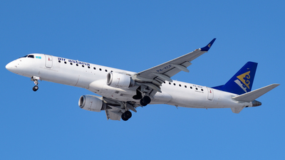 P4-KCF - Embraer 190-100LR - Air Astana