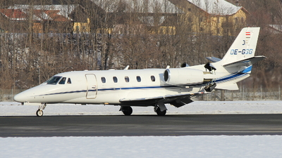 OE-GGG - Cessna 560XL Citation Excel - Jet Fly