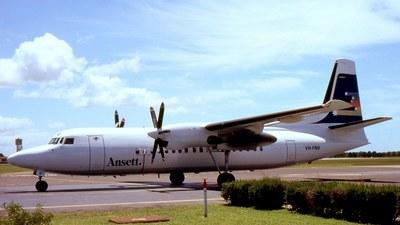 VH-FND - Fokker 50 - Ansett Airlines of Australia