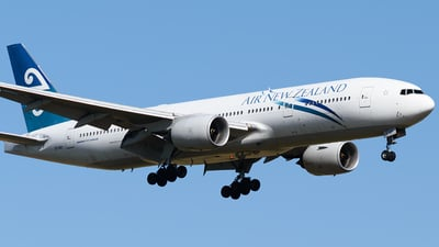 ZK-OKF - Boeing 777-219(ER) - Air New Zealand