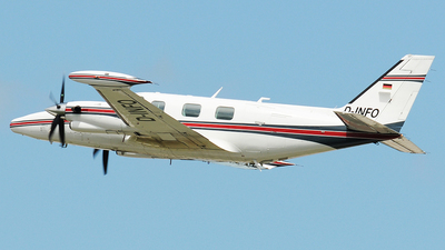 D-INFO - Piper PA-31T2 Cheyenne II XL - Private