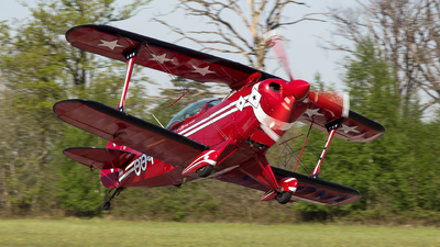 OO-PVI - Pitts S-2B Special - Private