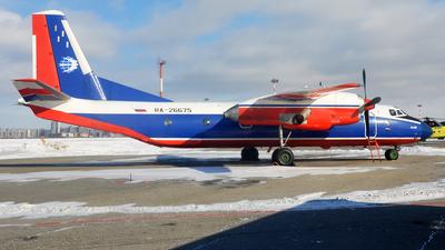 RA-26675 - Antonov An-26KPA - SevAvia