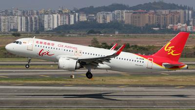 B-304W - Airbus A320-251N - GX Airlines