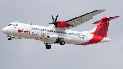HK-5041 - ATR 72-212A(600) - Avianca Express