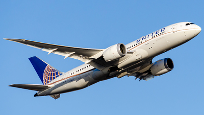 A picture of N27908 - Boeing 7878 Dreamliner - United Airlines - © Mj_Aviation