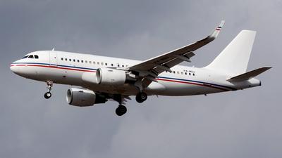 P4-MGU - Airbus A319-115X(CJ) - Global Jet Luxembourg