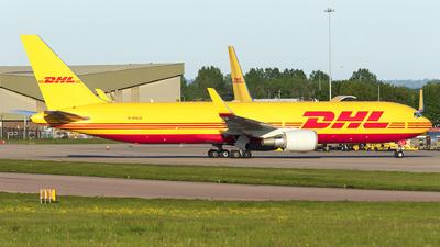G-DHLG - Boeing 767-3JHF(ER) - DHL Air