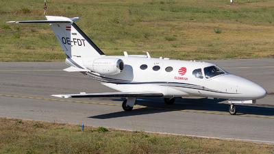 OE-FDT - Cessna 510 Citation Mustang - GlobeAir