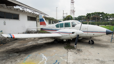HC-BJK - Piper PA-23-250 Aztec F - Private