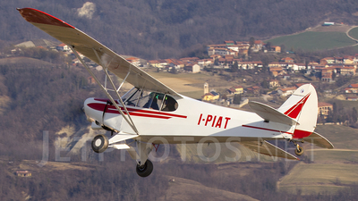 I-PIAT - Piper PA-18-150 Super Cub - Private