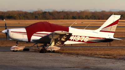 N41376 - Piper PA-28-151 Cherokee Warrior - Private