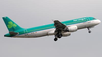 EI-DVL - Airbus A320-214 - Aer Lingus