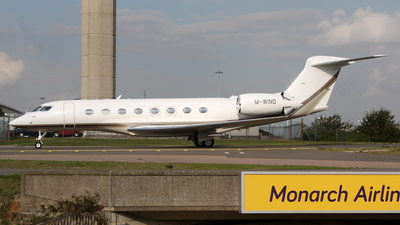 M-WIND - Gulfstream G650 - Private