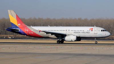 HL7788 - Airbus A320-232 - Asiana Airlines