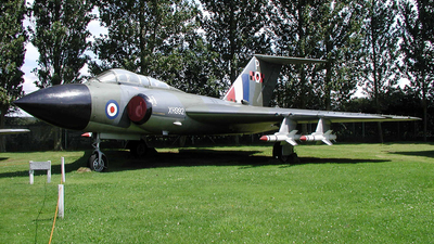 XH992 - Gloster Javelin FAW.8 - United Kingdom - Royal Air Force (RAF)