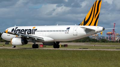 VH-VNC - Airbus A320-232 - Tigerair Australia