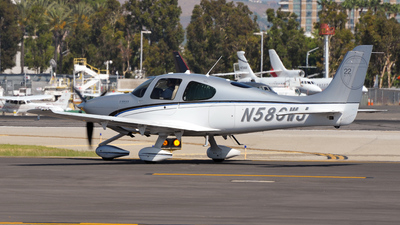 N586WJ - Cirrus SR22T-GTS - Cirrus Design Corporation