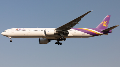 A picture of HSTKN - Boeing 7773AL(ER) - Thai Airways - © liang TR