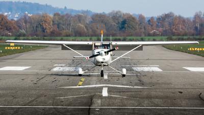 HB-TCN - Reims-Cessna F152 II - Flugschule Eichenberger