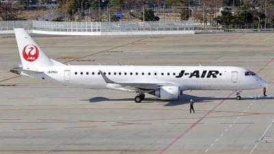 A picture of JA250J - Embraer E190STD - Noble Air Charter - © Mitsuhiro Yamamoto