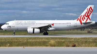 A picture of VHYUD - Airbus A320232 - Virgin Australia - © Jarrod Swanwick
