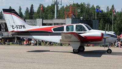 C-FZPK - Beechcraft 95-A55 Baron - Private