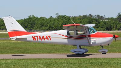 N7444T - Cessna 172A Skyhawk - Private
