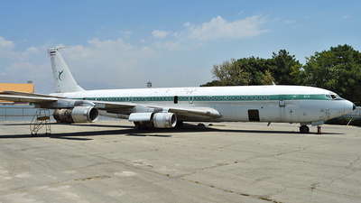 5-8315 - Boeing 707-370C - Iran - Air Force