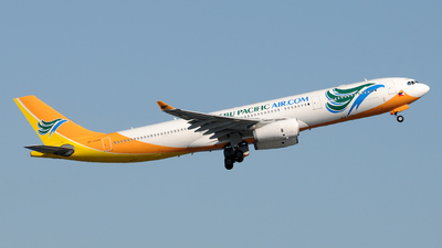 RP-C3346 - Airbus A330-343 - Cebu Pacific Air