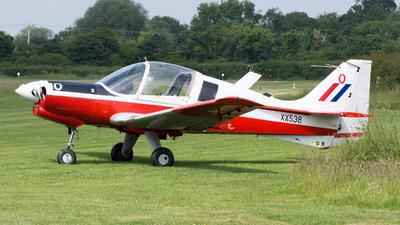 G-TDOG - Scottish Aviation Bulldog T.1 - Private