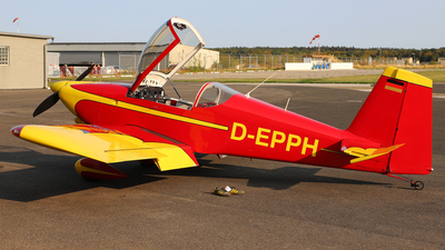 D-EPPH - Vans RV-7 - Private