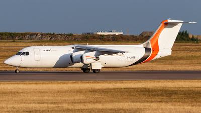 G-JOTE - British Aerospace BAe 146-300(QT) - Jota Aviation
