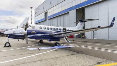 N154KF - Beechcraft B300 King Air 350i - Beechcraft Corporation