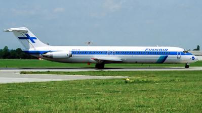 OH-LYZ - McDonnell Douglas DC-9-51 - Finnair