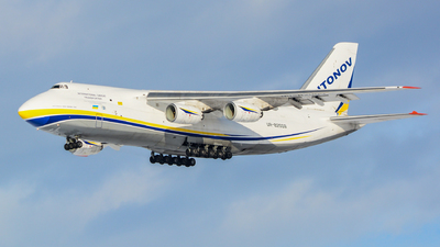 UR-82009 - An-124-100M-150 - Antonov Airlines