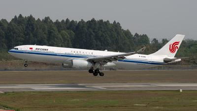 B-8386 - Airbus A330-343 - Air China