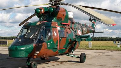0601 - PZL-Swidnik W3 Sokol - Poland - Army