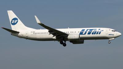 VQ-BQS - Boeing 737-8GU - UTair Aviation