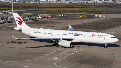 B-1073 - Airbus A330-343 - China Eastern Airlines