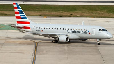 N218NN - Embraer 170-200LR - American Eagle (Compass Airlines)