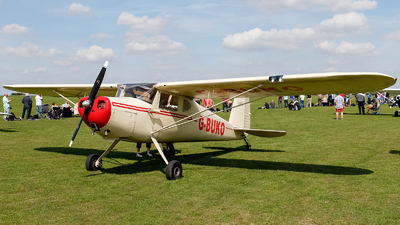 A picture of GBUKO - Cessna 120 - [13089] - © mark p