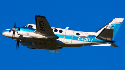 C-FDOV - Beechcraft 100 King Air - Grondair