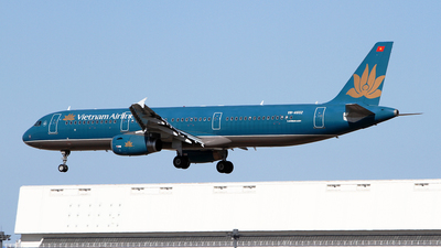 VN-A602 - Airbus A321-231 - Vietnam Airlines