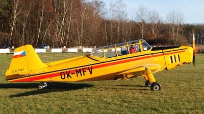 OK-MFV - Zlin Z-126T - Aeroklub Kladno