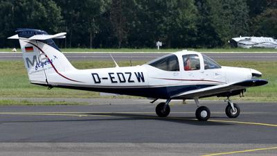D-EDZW - Piper PA-38-112 Tomahawk - MG flyers Luftfahrerschule