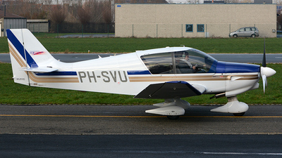 PH-SVU - Robin DR400/140B Dauphin - Private