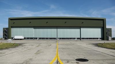 ETMN - Airport - Hangar
